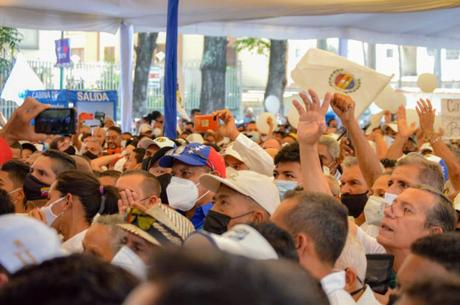 Bernabé Gutiérrez: Los dirigentes y militantes de AD deben respaldar a todos nuestros candidatos postulados