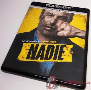 Nadie; Análisis de la edición combo UHD Bluray