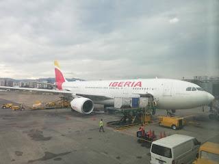 Nuevos teléfonos de Iberia en Guatemala