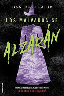 (Reseña) Los Malvados Se Alzarán by Danielle Paige
