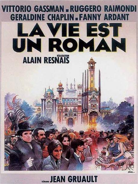 LA VIDA ES UNA NOVELA (La vie est un roman)  - Alain Resnais