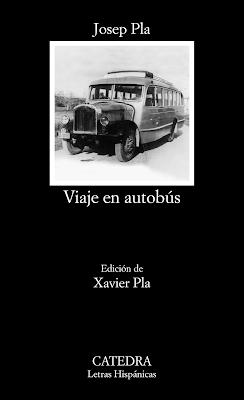 Josep Pla.  Viaje en autobús