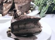 Muerte chocolate recordando Vatel (sin gluten lactosa)