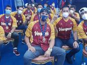 Nicolás Maduro recibe beisbolistas Campeones Copa Mundial Béisbol Sub-23