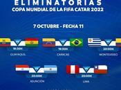 Eliminatorias Conmebol World Qualifying Mundial Qatar 2022 Como Tabla Selecciones Estan Clasificadas Momento Marca Claro