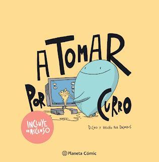 Mini Reseñas | ¡Sonríe! (Raina Telgemeier) ~ A tomar por curro (Dalmaus) ~ La hija del tuareg (Francisco Díaz Valladares)