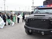 Llegan elementos Fuerzas Especiales para tareas seguridad