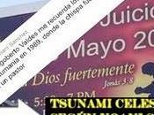 "Yoani Sánchez manipula sucesos iglesia pentecostal inventando propio ""tsunami celestial"" Cuba"