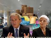Silvia Iriondo entre clientes floreciente mercado maletas contrarrevolución Miami video]