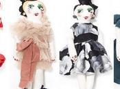 Muñecas trapo Lanvin