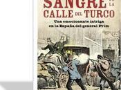 José Calvo Poyato presenta nueva novela, 'Sangre calle Turco'