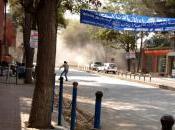Talibanes atacan sede OTAN embajada Estados Unidos