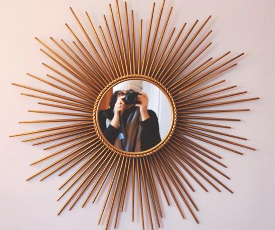 Sun mirror espejo sol diy paperblog - Espejos de sol ...