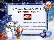 TORNEO NAVIDEÑO ALICANTE (Lista inscritos)