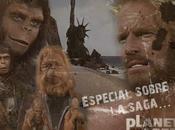 Especial sobre Saga Planeta Simios...