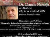 Claudio Naranjo Mallorca (Octubre 2011)