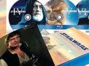 venta 'Star Wars: saga completa' Blu-Ray