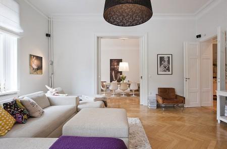 Mezclando estilos paperblog - Muebles estilo barroco moderno ...