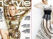 Diane Kruger portada Instyle