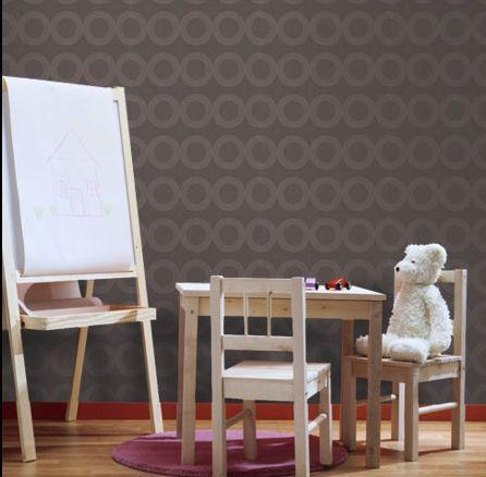 Paredes de papel pintado paperblog - Cenefas papel pintado para paredes ...