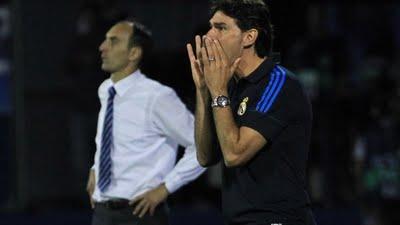 Sufrida victoria de un Madrid espeso