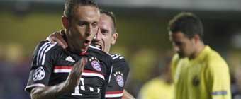 El Bayern toma el Madrigal