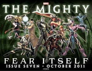 Fear Itself-The Mighty: Desvelados quienes serán