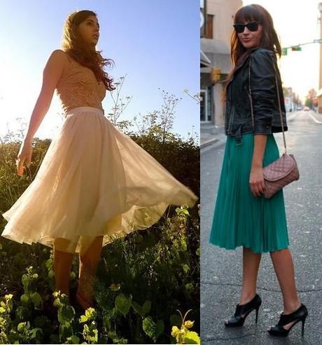 Tendencias de Moda Primavera - Verano 2011/2012 - Parte I