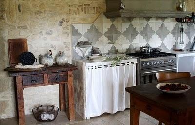 Pequenas mesitas de cocina paperblog - Decoracion de casas rusticas pequenas ...