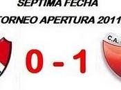 Independiente:0 Colón: (Fecha