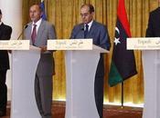 Consejo Nacional Transición representará Libia ante