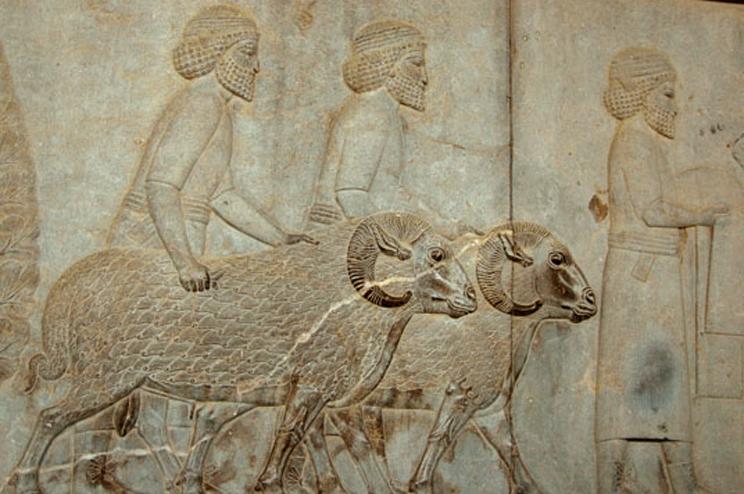 La historia de los oficios: Mesopotamia (II)