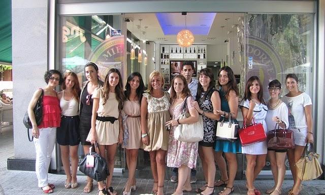 Valencia fashion week p v 2012 third day y desfile de - Laydown puerto valencia ...