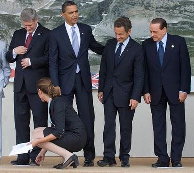 Resultado de imagen de gestos corporales políticos