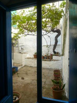 Un patio andaluz el azulete paperblog - Un patio andaluz ...