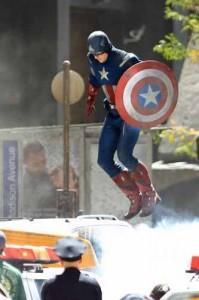 Chris Evans habla sobre Los Vengadores y M.O.D.O.K.
