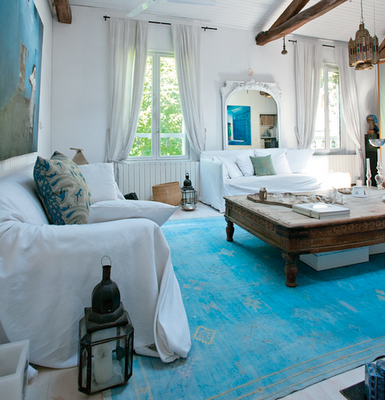 Casa rustica marroqui cercana a paris paperblog - Casas marroquies ...