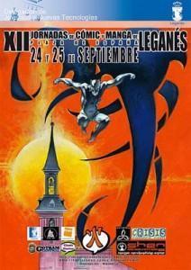 XII Jornadas de Cómic y Manga de Leganés