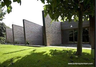 Casas modernas en espa a paperblog for Casas modernas en madrid