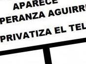 115.- Esperanza Aguirre ¿mentirosa manipuladora simplemente gilipollas?