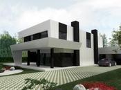 A-cero presenta proyecto para reforma exterior vivienda unifamiliar Coruña