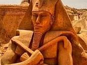 Esculturas arena reales