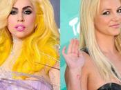 Britney Spears admira Lady Gaga