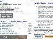 LiveATC.net escucha vivo torres control aeropuertos