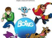 Concurso Anual Boing Animación