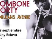 Trombone Shorty directo próximo miercoles Eslava Madrid