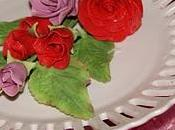 Como hacer bouquet flores alambrar pasta goma