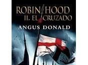 Robin Hood Cruzado Angus Donald