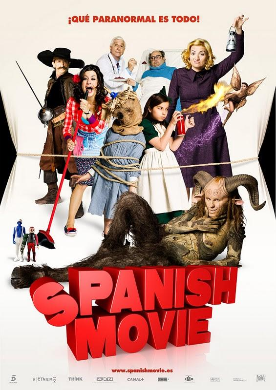 Spanish Movie (Javier Ruiz Caldera, 2.009)