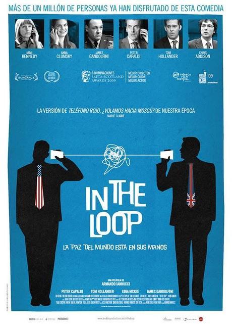 In the Loop (Armando Iannucci, 2.009)